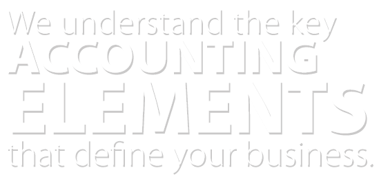 Accounting Elements